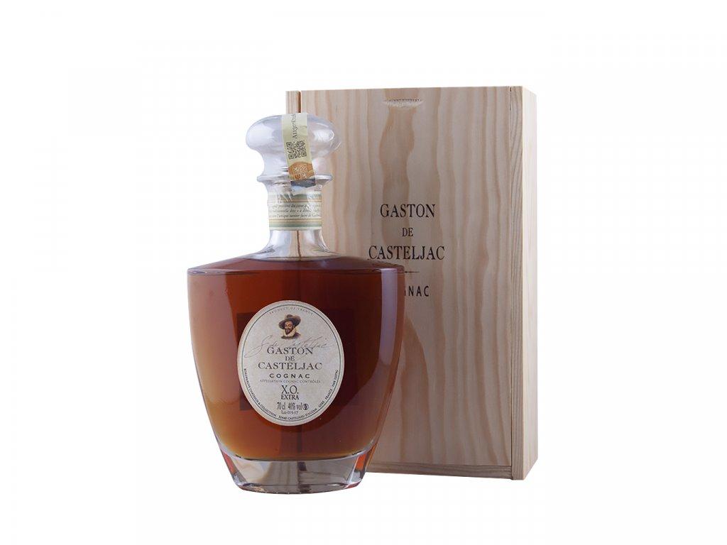 Gaston De Casteljac Cognac X.O. Extra