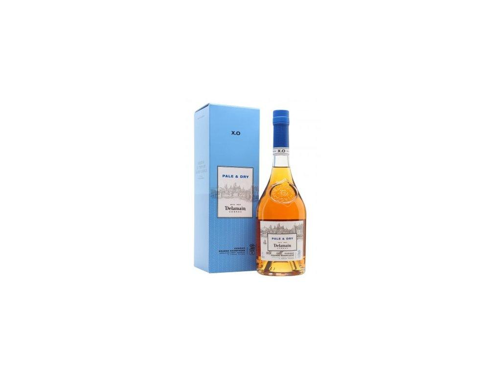 Delamain Pale & Dry XO 25 YO, Gift box